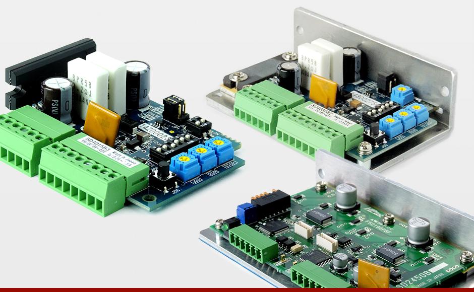 2相ステッピングモータ用マイクロステップドライバ